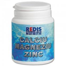 Calciu Magneziu Zinc, 120 caps, Redis