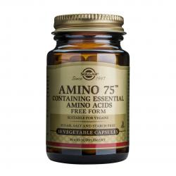 Amino 75 VEG, 30 CAPS. SOLGAR