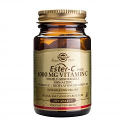 Ester-C Plus 1000mg, 30 tab, SOLGAR
