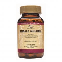 Female Multiple, 60 tab, SOLGAR