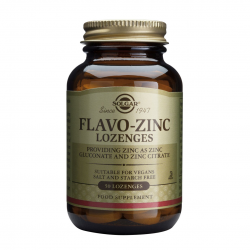 Flavo Zinc 23 mg, 50 tab, SOLGAR