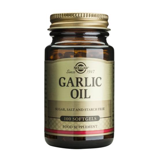 Garlic Oil, 100 caps, SOLGAR