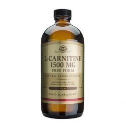 L-Carnitine 1500 mg, 473ml, SOLGAR