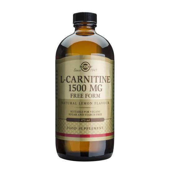 L-Carnitine 1500 mg, 473ml, SOLGAR