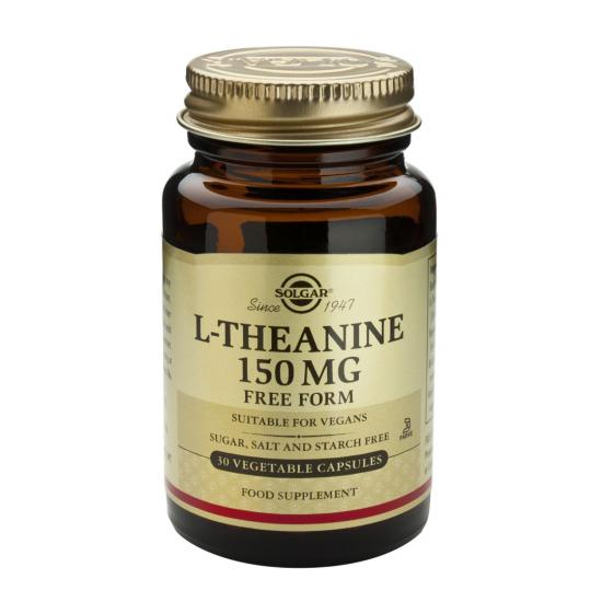 L-Tyrosine 500 mg, 50 caps, SOLGAR