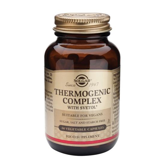 Thermogenic Complex, 60 caps, SOLGAR