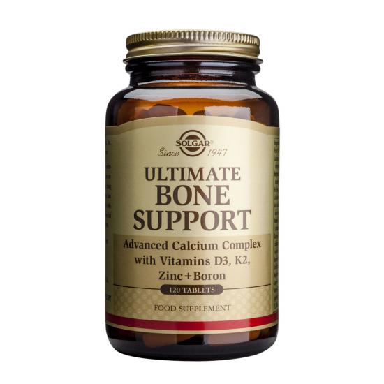 Ultimate Bone Support, 120 tablete, SOLGAR