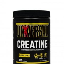 Creatine, 100 caps, Universal Nutrition