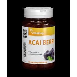 Acai Berry, 60 capsule, Vitaking