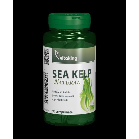 Sea Kelp 100 mg, 90 tablete, Vitaking