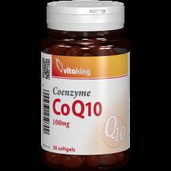 Coenzyme Q-10 100 mg, 30 capsule
