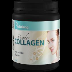 Colagen cu vitamina C, 330 g, Vitaking