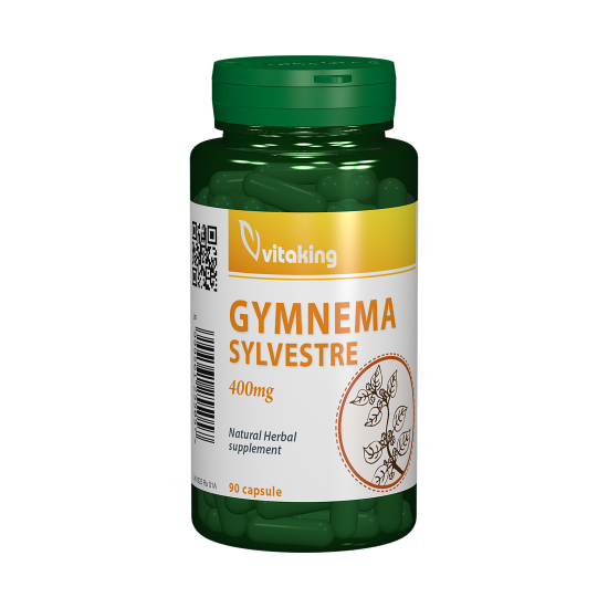 Gymnema Sylvestre 400 mg, 90 tablete, Vitaking