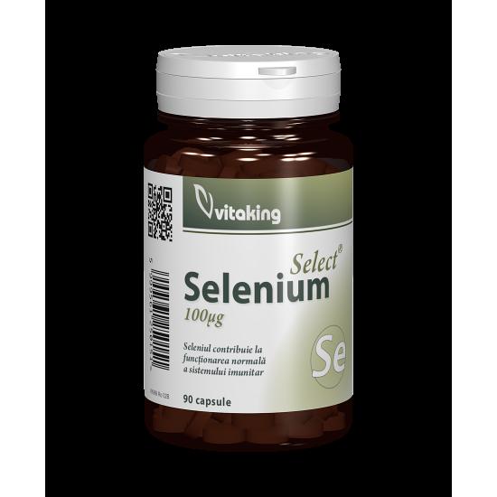 Selenium 100 mcg, 90 capsule, Vitaking