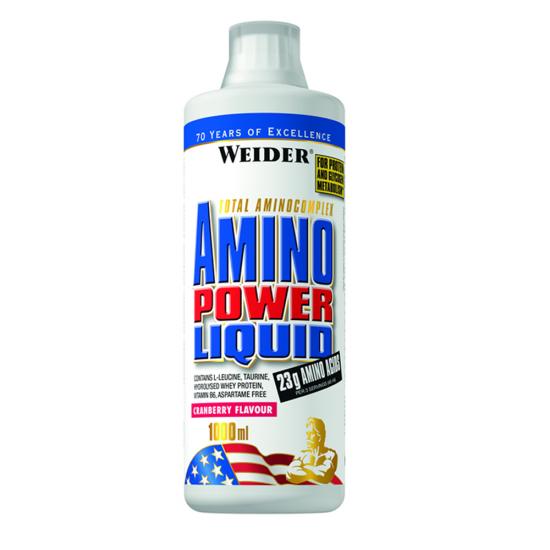 Amino Power Liquid, 1000 ml, Weider