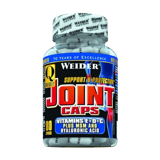 Joint Caps, 80 capsule, Weider