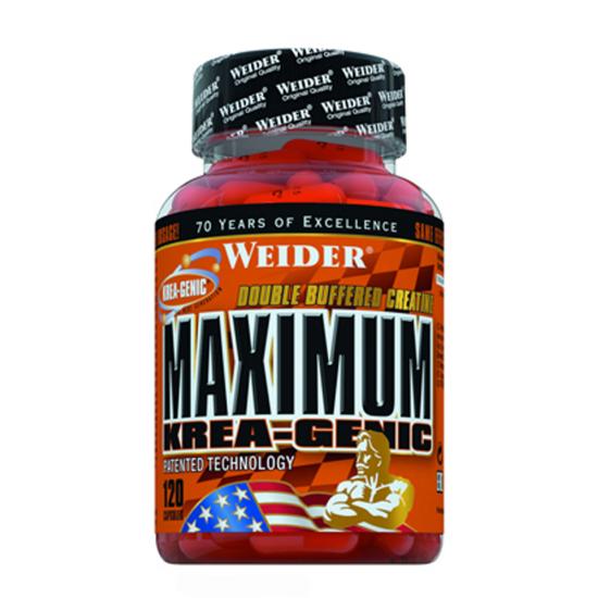 Maximum Krea-Genic, 120 capsule