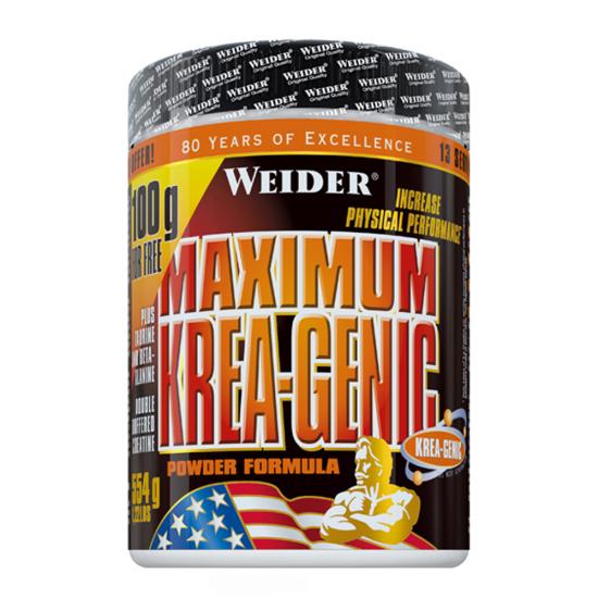 Maximum Krea-Genic Powder, 554 g, Weider