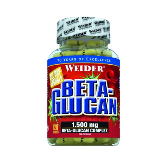 Beta-Glucan, 120 capsule