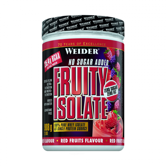 Fruity Isolate, 908 g, Weider