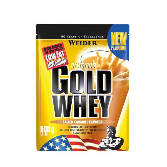 Gold Whey, 500 g, Weider