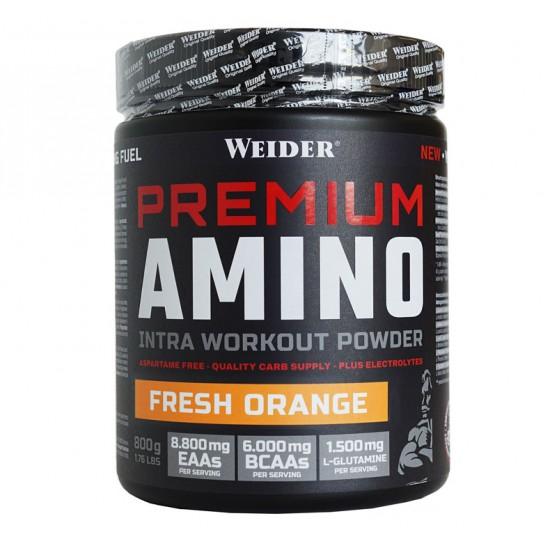 Premium Amino Powder, 800 g, Weider