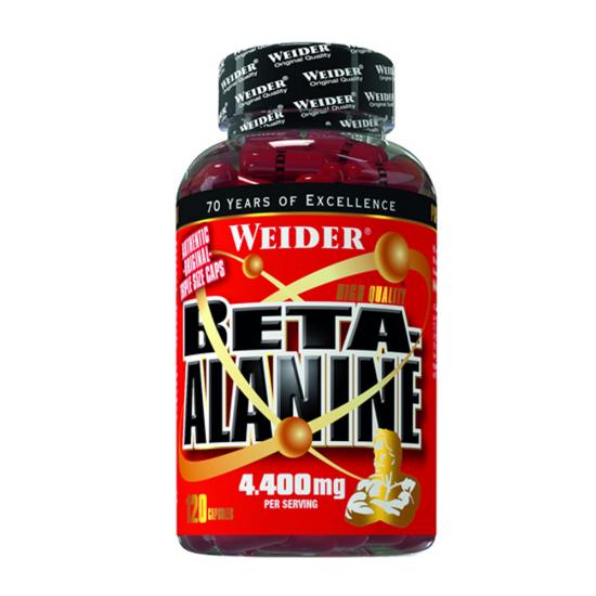Beta-Alanine, 120 capsule, Weider