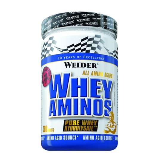 Whey Aminos, 300 tablete aminoacizi