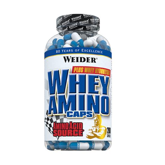 Whey Amino Caps, 280 capsule