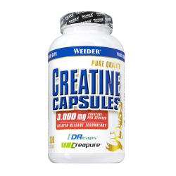 Pure Creatine Capsules, 200 capsule, Weider