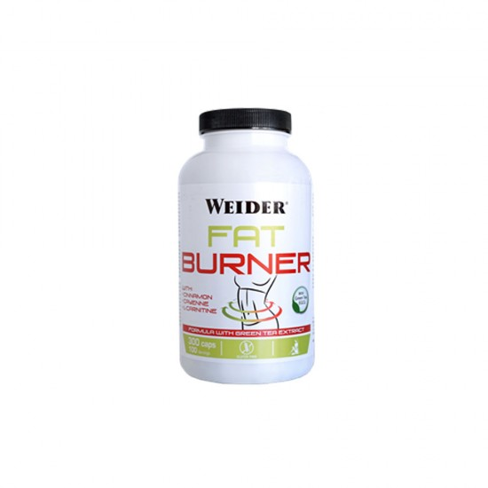 Fat Burner Big, 300 cap, Weider