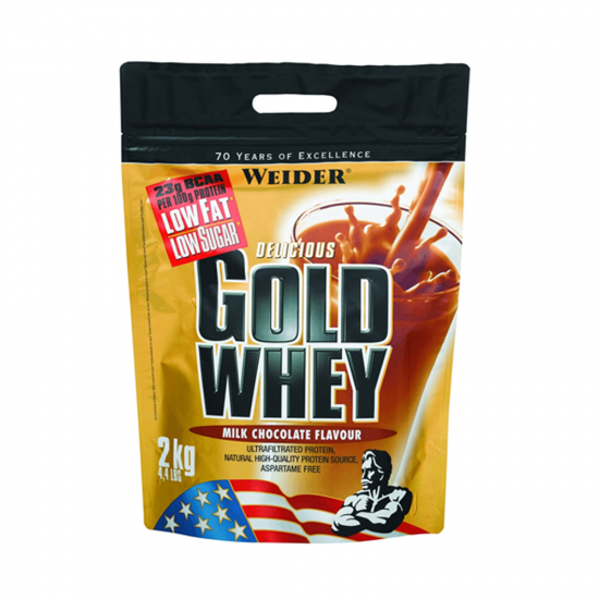 Gold Whey, 2000 g