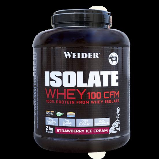Isolate Whey 100 CFM, 2kg, Weider