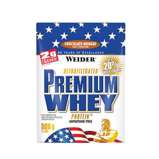 Premium Whey, 500 g, Weider