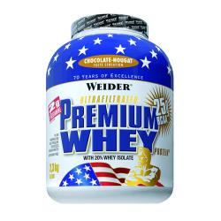 Premium Whey, 2300 g, Weider