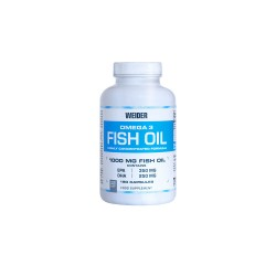 Fish Oil OMEGA 3, 180 caps, Weider