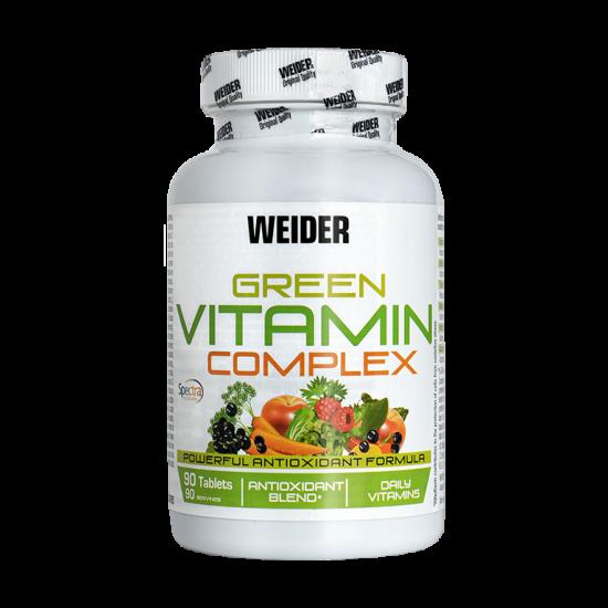 Green Vitamin Complex, 90 tablete, Weider