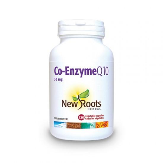 Coenzima Q10 – 30 mg flacon cu 120 capsule