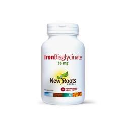 IRON BISGLYCINATE ( Fier Bisglicinat ) 35 mg 30 capsule vegetale
