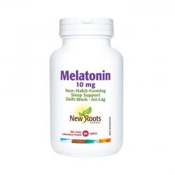 MELATONIN – MELATONINĂ New Roots – 10 mg – 60 tablete