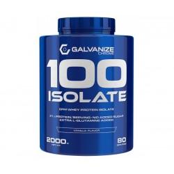 100 Isolate, 2000 g, Galvanize Nutrition