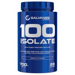 100 Isolate, 700 g, Galvanize Nutrition