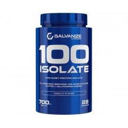100 Isolate, 700 g, Galvanize Nutrition