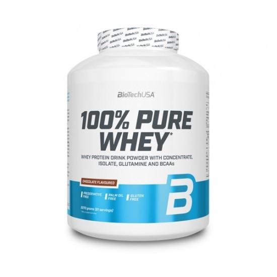 100% Pure Whey, 2270 g, Biotech
