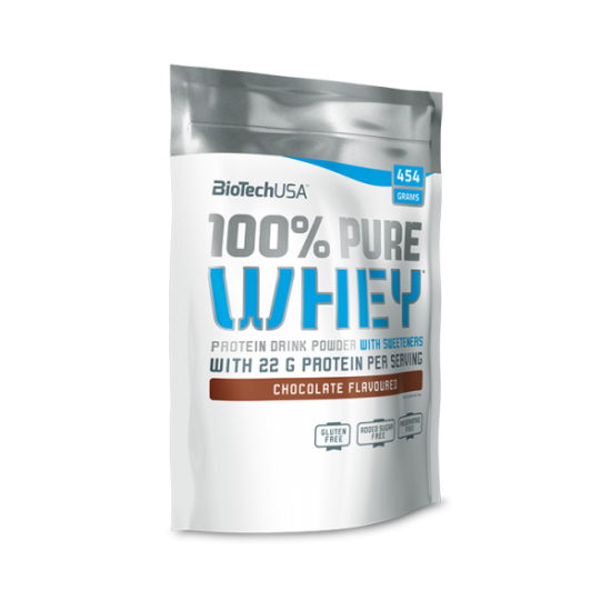 100% Pure Whey, 454 gr