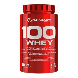 100 Whey, 900 g, Galvanize Nutrition