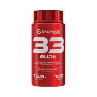33 Burn, 100 capsule, Galvanize Nutrition