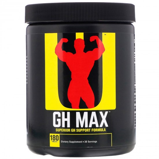 Universal GH Max, 180 tablete, Universal Nutrition