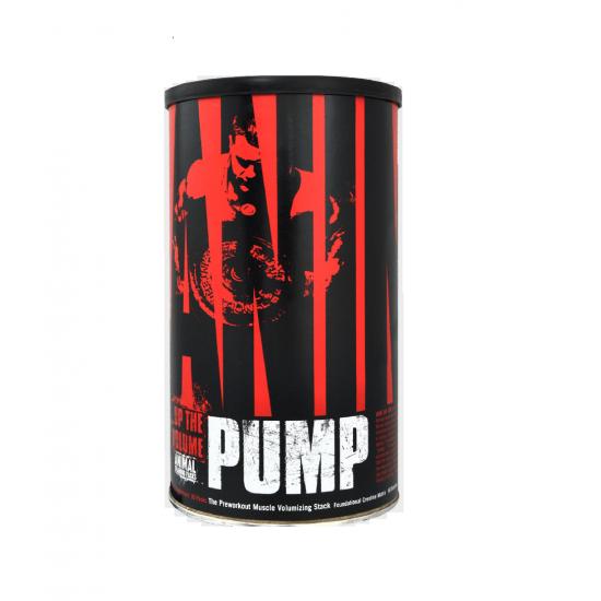 Animal Pump, 30 pliculete, Universal Nutrition