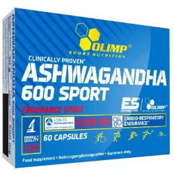 Ashwagandha 600 Sport, 60 caps, Olimp